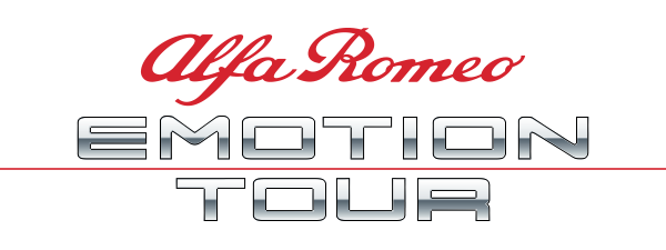Logo Alfa Romeo Emotion Tour | Session 2019